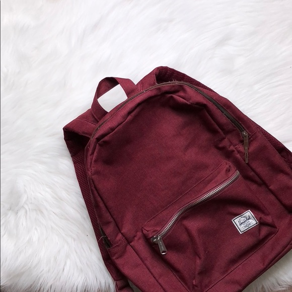 731d82e9891 Herschel Supply Company Handbags - HERSCHEL BURGUNDY BACKPACK